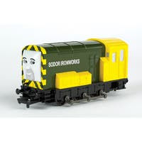 Bachmann Trains Thomas and Friends Iron 'Arry Locomotive With Moving Eyes- HO Scale Train