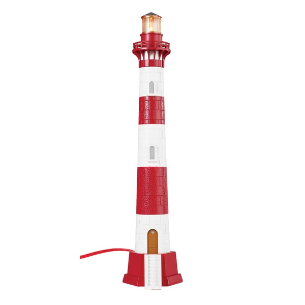 Bachmann Trains Thomas and Friends Lighthouse with Blinking Led Light Scenery Item- HO Scale