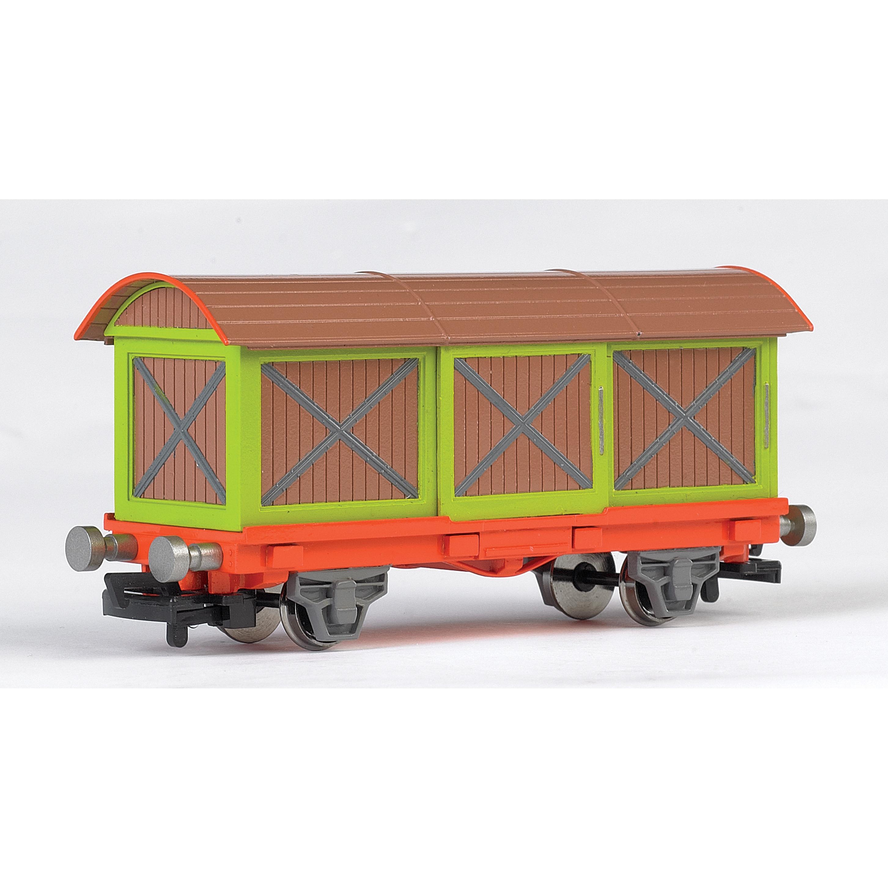 Bachmann Trains Chuggington Box Car- HO Scale Train (G022...
