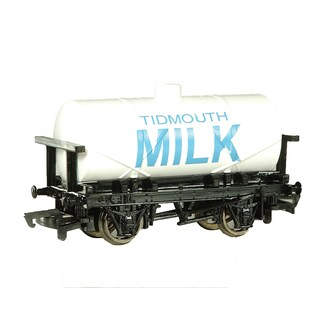 Bachmann Trains Thomas and Friends Tidmouth Milk Tank- HO Scale Train