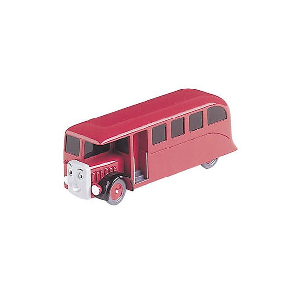 Bachmann Trains Thomas and Friends Bertie The Bus Scenery Item- HO Scale