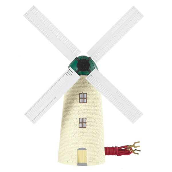 Bachmann Trains Thomas and Friends Operating Windmill Scenery Item- HO Scale
