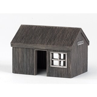 Bachmann Trains Thomas and Friends Trackside Station Resin Buildings Scenery Item- HO Scale