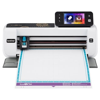 Brother ScanNCut2 CM350 Electronic Die Cutting Machine & Scanner