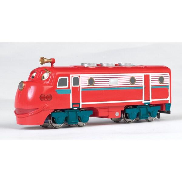 Bachmann Trains Chuggington Wilson Locomotive with Operating Headlight- HO Scale Train