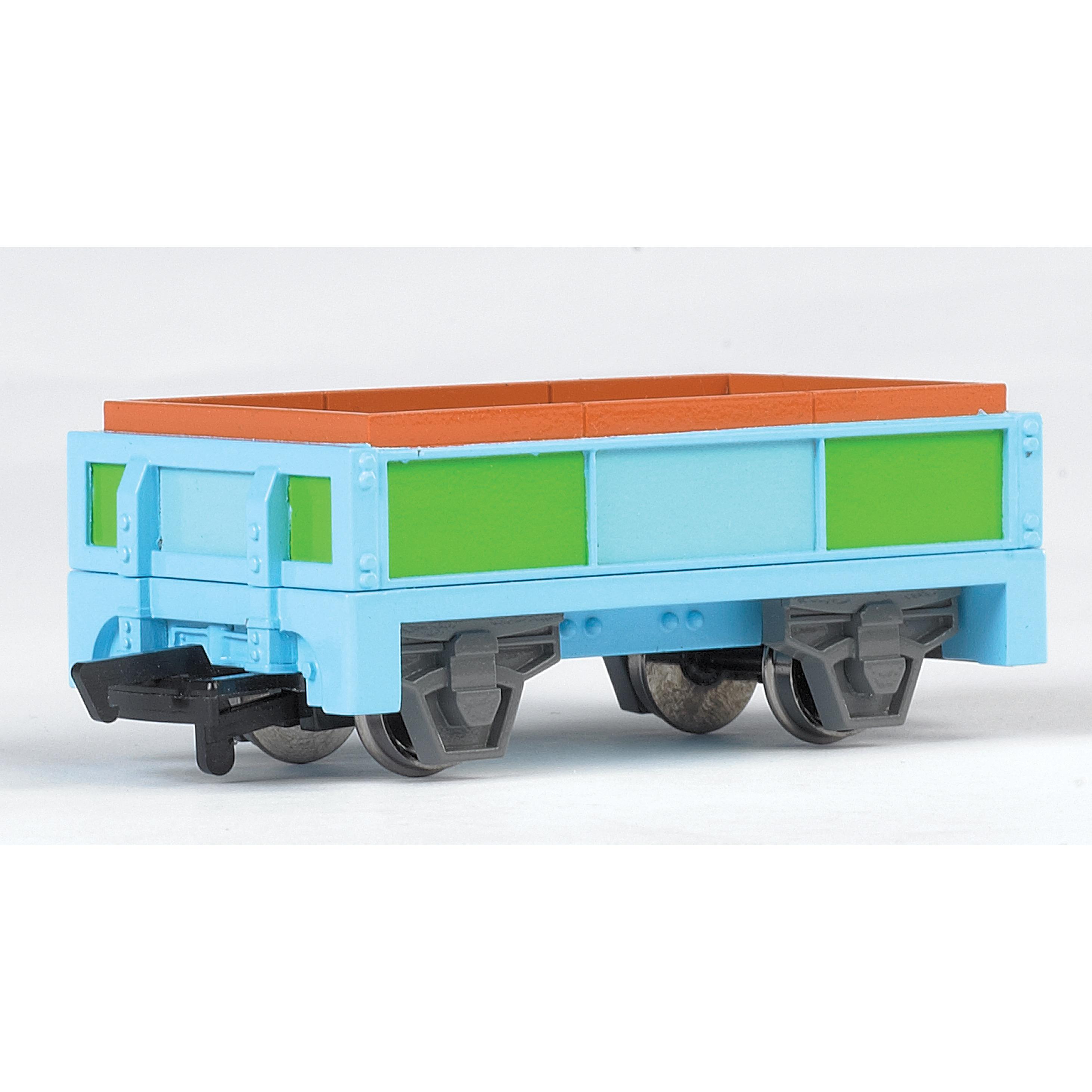 Bachmann Trains Chuggington Low-Sided Gondola- HO Scale T...