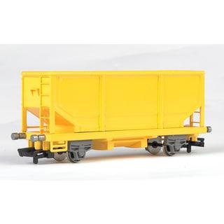 Bachmann Trains Chuggington Hopper Car - Yellow- HO Scale Train