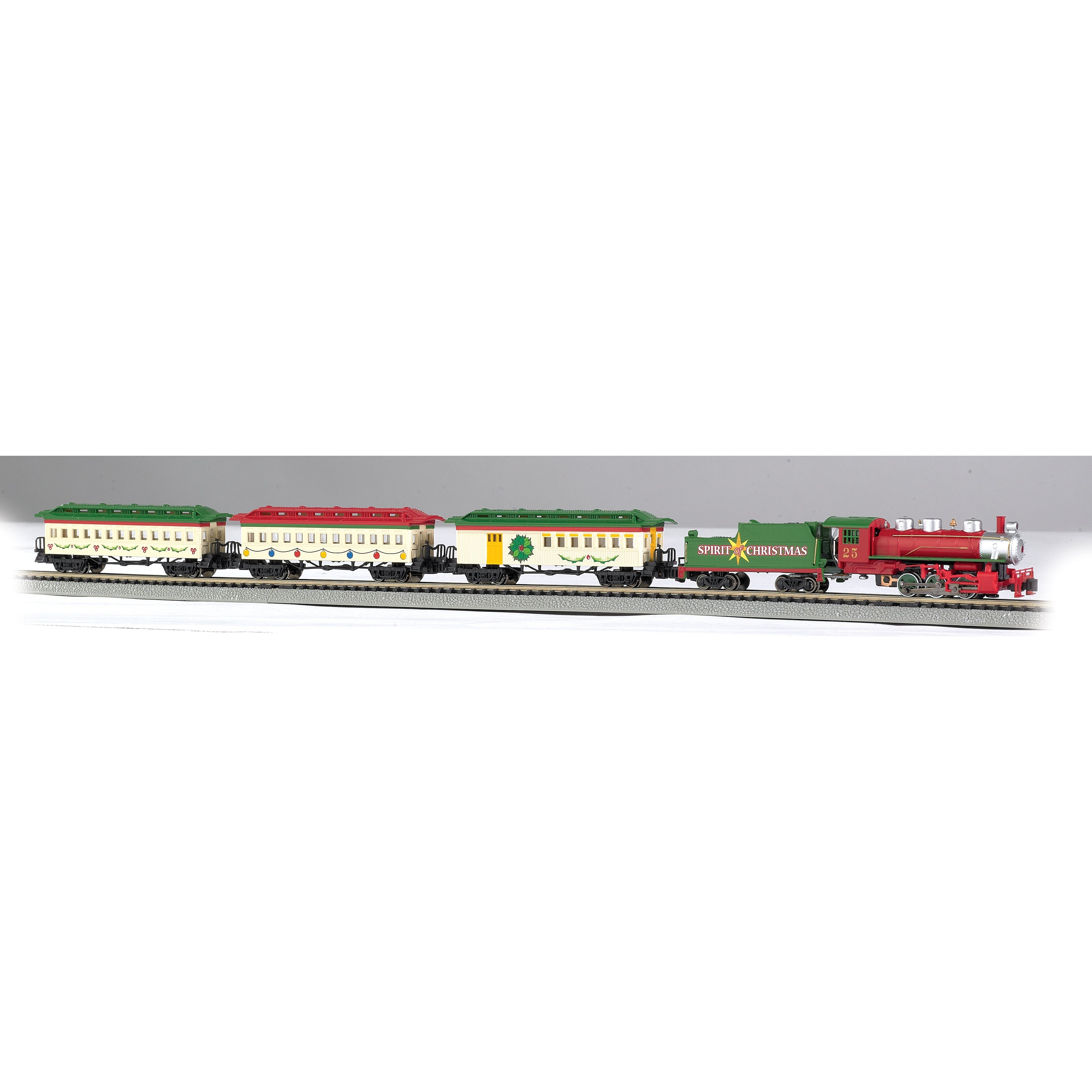 Bachmann Trains Spirit Of Christmas Ready To Run Electric...