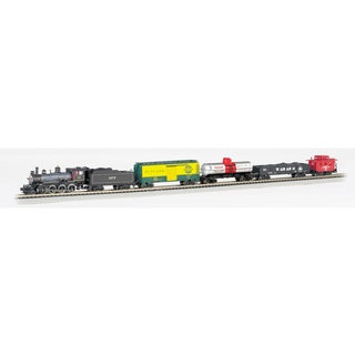 Bachmann Trains Trailblazer Ready To Run Electric Train Set