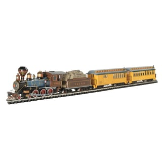 Bachmann Trains Silverado Large 'G' Scale Ready To Run Electric Train Set