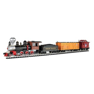 Bachmann Trains The Plainsman - Large 'G' Scale Ready To Run Electric Train Set