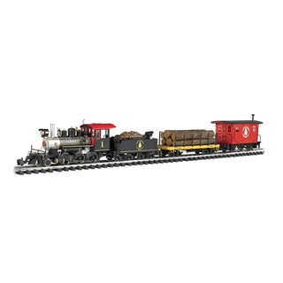 Link to Bachmann Trains North Woods Logger - Large 'G' Scale Ready to Run Electric Train Set Similar Items in Toy Vehicles