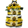 Art of Appreciation Bee My Baby Diaper Cake Gift Tower