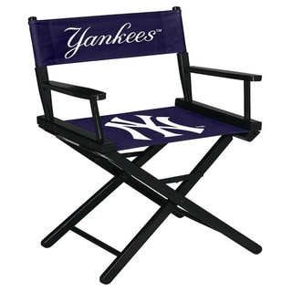 Official Licensed MLB Baseball Table Height Director's Chair