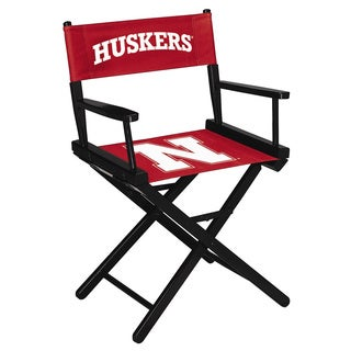 Official Licensed NCAA College Table Height Director's Chair