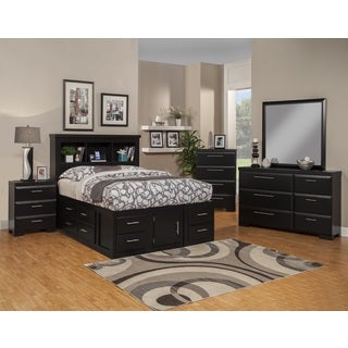 Sandberg Furniture Serenity Bedroom Set