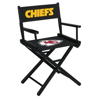 Official Licensed NFL Football Table Height Director's Chair (A-M)