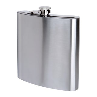 Sharper Image Stainless Steel Oversized Flask