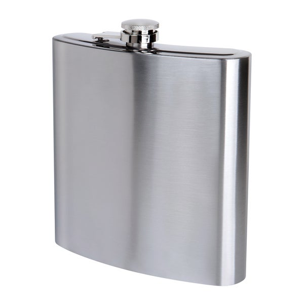 Shop Sharper Image Stainless Steel Oversized Flask Free Shipping