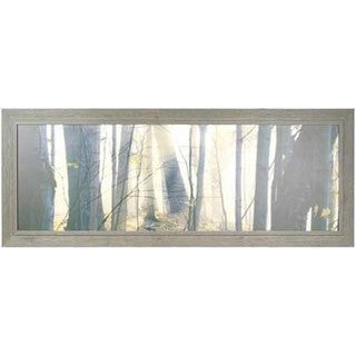 Hobbitholeco. 'Forest Light' 26 x 66-inch Framed Print Wall Art