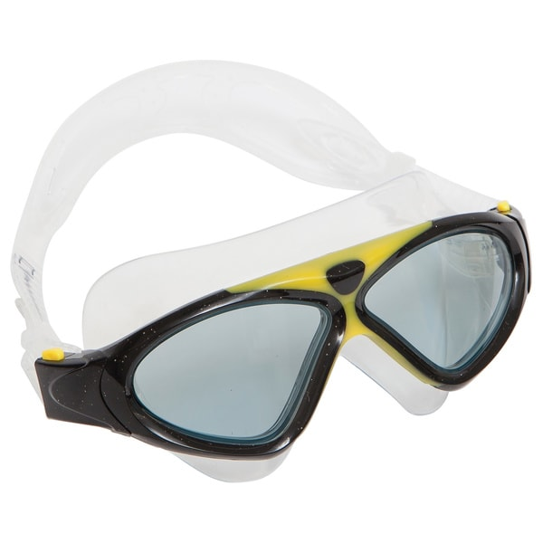 National Geographic Z9 Swim Mask Smoke Lenses Coral Black/Yellow
