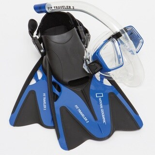 National Geographic Snorkeler Fit Traveler2 Combo (4 options available)