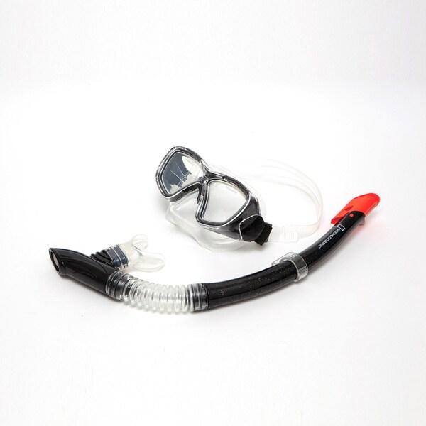 National Geo Snorkeler 2 Pc Swordfish8 Mask/Swordfish Semi