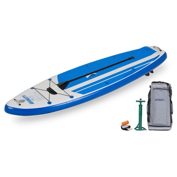 Sea Eagle HybridBoard 96 Startup Pkg Stand Up Paddle Board