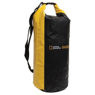 National Geographic Mariana Trench Dry Bag 30 Liter Clear