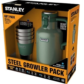 Stanley Growler and Adventure Stacking Pints Gift Set