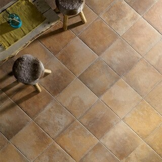 SomerTile 8.75x8.75-inch Suffolk North Porcelain Floor and Wall Tile (20 tiles/10.87 sqft.) (2 options available)