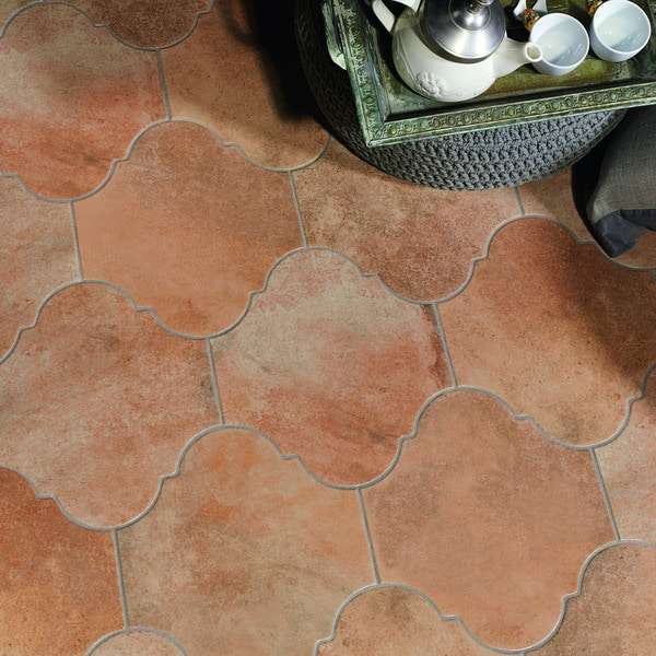 Somertile fusio provenzal sand for 10 inch floor tiles