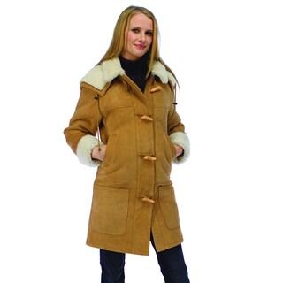 Lana Rafinatta Azalea Shearling Coat (5 options available)