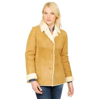 Lana Rafinatta Women's Rubia Shearling Jacket|https://ak1.ostkcdn.com/images/products/10608355/P17680006.jpg?impolicy=medium
