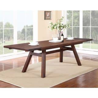 Solid Wood Modern Solid Wood Rectangular Extension Table|https://ak1.ostkcdn.com/images/products/10608381/P17680036.jpg?impolicy=medium