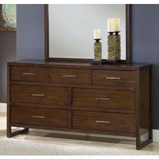 Modern 7-drawer Dresser