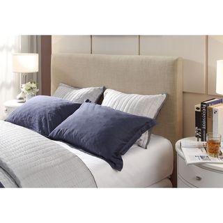 Link to Saint Pierre Linen Headboard Similar Items in Bedroom Furniture