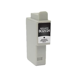 1PK BCI-21B 24B Black Compatible Ink Cartridge For Canon BJCAN 4000 (Pack of 1)