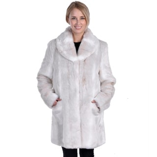 Nuage Women's Helsinky Faux Fur Coat