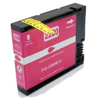 1PK PGI2200 XL Magenta Compatible Ink Cartridge For Canon iB4020 MB5020 (Pack of 1)