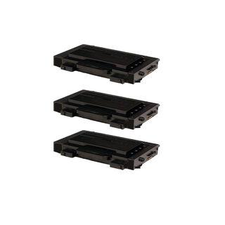 3PK Compatible CLP-510D7K Toner Cartridge For Samsung CLP-510 (Pack of 3)