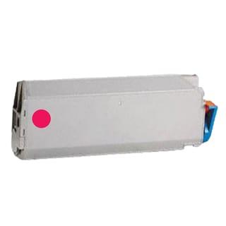 1PK Compatible 41515206 Magenta Toner Cartridge For Okidata C9400dxn C9400 (Pack of 1)