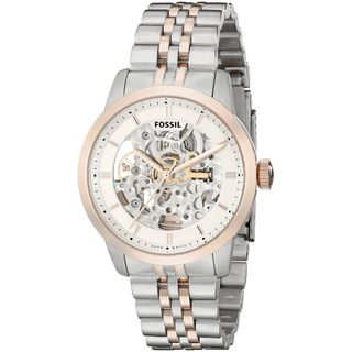 Fossil Men's ME3075 'Townsman' Automatic Two-Tone Stainless Steel Watch