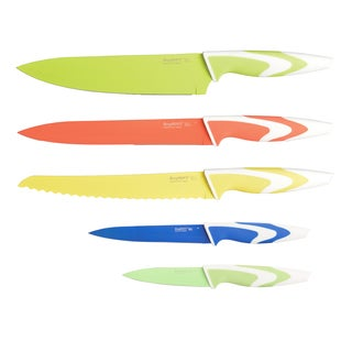 Studio 5-piece Colored Knife Set