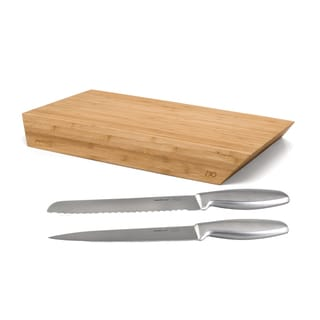 Board and Cutlery 3-piece Set