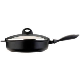 CooknCo Cast Covered Deep skillet 11-inch