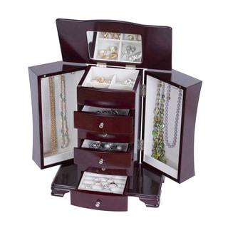 Mele Designs Vivian Cherry Wooden Jewelry Box