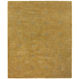 Chinese Florence Hand-tufted Wool Oversized Rug (9'6 x 13'6)