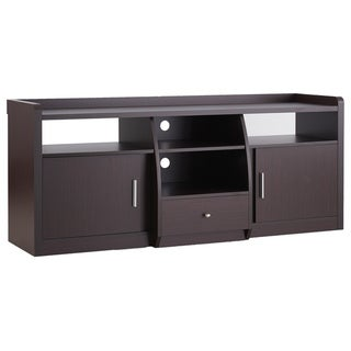 Link to Furniture of America Zove Modern 63-inch 4-shelf Entertainment Center Similar Items in TV Consoles