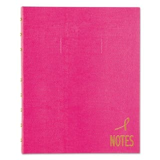 Blueline White Paper Bright Pink Cover NotePro Notebook|https://ak1.ostkcdn.com/images/products/10609694/P17681187.jpg?impolicy=medium